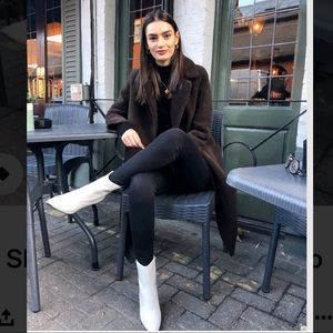 Winnie Harlow X Steve Madden boots